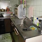 画像: キッチン                             - 空き部屋がでました。 個室2万円台~ お気軽にご連絡ください。