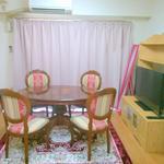 画像: リビング                             - 安心の住環境、ラグジュアリーな女性専用シェアハウス【舞浜シェアレジデンス】です。お部屋は39500円から。
