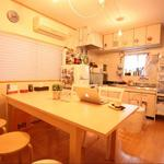 Photo: リビング                             - It is a share house near Station Teradacho JR Hello.