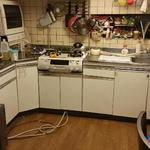 Photo: キッチン                             - 人気で便利な北千住!都心へのアクセス楽々 広め個室 鍵付 ペット可  女性限定