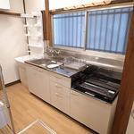 画像: キッチン                             - 東京駅から2駅の尾久駅徒歩 女性専用 個室3万円台から