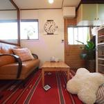 Photo: ダイニング                             - A small share house of women-only at the location of the 5-minute walk from Keio Sengawa Station