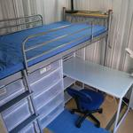 画像: ドミトリー寝室                             - 現代人情長屋です