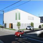 Photo: 建物外観                             - It is a newly built designer share house in Okayama / Kurashiki. Reservation Wanted!