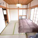 Photo: Single Room                             - Private room available 45,000 yen, 10 min from NIPPORI