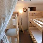 画像: ドミトリー寝室                             - ☆ルーラル田園調布☆先着2名!フリーレント2ヶ月サービス!