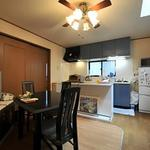 Photo: ダイニング                             - 6-minute walk from the train station, women-only private room share house.