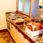 画像: キッチン                             - 【長期割引あり】 新宿・渋谷へのアクセスに便利♪ 上北沢シェアハウス 28,000円~