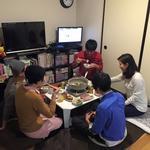 画像: リビング                             - 【リバ邸名古屋】栄までも徒歩で移動可能!鶴舞でシェア暮らししませんか?