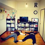 Photo: リビング                             - 【リバ邸名古屋】栄までも徒歩で移動可能!鶴舞でシェア暮らししませんか?