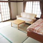 Photo: Single Room                             - Private room 8 tatami mat + storage + veranda Hatsudai about walk up to a 4-minute walk