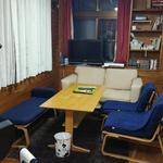 Photo: リビング                             - ☆宜野湾の戸建シェアハウス☆漫画好きの方ぜひ♪
