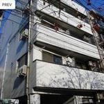 画像: 建物外観                             - アクセス最高の山手線で東京ライフを満喫!完全個室で綺麗なマンション!