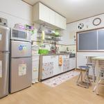 画像: キッチン                             - 森ノ宮、駅近、大阪城公園すぐ!