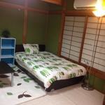 Photo: Single Room                             - Private room 8 tatami mat + veranda Komaba  walk up to four minutes