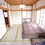 Photo: Single Room                             - 10 min from NIPPORI, Private room available 43,000 yen