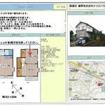 Photo: 間取図                             - Lend between terrace house 2F Western- 1 room shere .