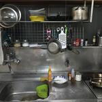 Photo: キッチン                             - 川崎駅から徒歩10分!11畳の大きい個室です!設備はなんでも揃ってます!