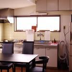画像: キッチン                             - ペット共生 禁煙シェアハウス 家賃は42,000円~ 水道・インターネット・光熱費込み