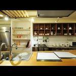 Photo: キッチン                             - 【女性限定オーガニックシェアハウス】全個室★駅徒歩2分★シェアハウス/グラティアwarabi