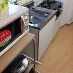 画像: キッチン                             - 品川駅5分の好立地 マンションの高層階でのシェアライフ