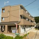 Photo: 建物外観                             - 2013年12月築1DK『愛甲石田』駅徒歩9分