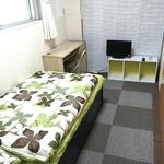 Photo: Single Room                             - Initial cost half price campaign in! Only 15,000 yen!
