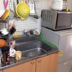 Photo: キッチン                             - お金に困ってる女性限定(*´ω`*)