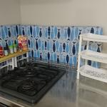 Photo: キッチン                             - はじめまして♪