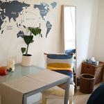 画像: 個室                             - 湾岸沿いのタワーマンション 広い個室&リビングルーム 家具&家電付