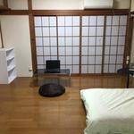 Photo: Single Room                             - 川崎駅徒歩10分、11畳個室に二段ベッドを設置、一泊800円!!