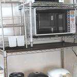 画像: キッチン                             - 【梅田まですぐ】天神橋筋六丁目駅から徒歩4分 。シェアハウスに空室でました!!(男性のみ)