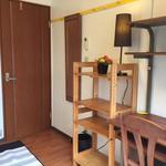 Photo: Single Room                             - An 8-minute walk from Kichijoji Station,  private room 5 tatami walk from Inokashirakoen
