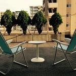 Photo: ベランダ                             - [空1]阪急池田駅直結、4LDKのマンションを一部屋から。Français/English/한국어