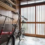 画像: 玄関                             - 京町家西陣シェアハウス◎光熱費込・エアコン完備◎バス停より徒歩5分◎