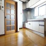 画像: キッチン                             - 女性専用の個室17000円から貸します。西武池袋線清瀬駅