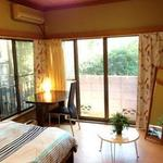 Photo: Single Room                             - 7 tatami from the station to a 5-minute walk Shinjuku + garden + storage