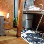 Photo: Single Room                             - 女性専用、スタジオ付、個室シェアハウス