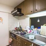画像: キッチン                             - ☆高級住宅街☆オートロック☆電車座れる☆女性専用☆