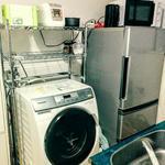 画像: キッチン                             - 格安で東京での新生活を開始出来ます!! 個室で家賃2万8千円!!