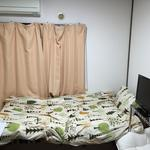 Photo: Single Room                             - A 10-minute walk wifi equipped from private utility costs included Higashi-Nakano Station