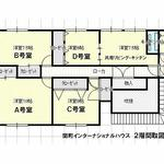 Photo: 間取図                             - ◆ Musashi-Seki Station 6-minute walk of the share house monthly ¥ 49,000 !!