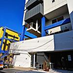 画像: 建物外観                             - バックパッカーズホステルケイズハウス京都では現在宿直ヘルパーさんを募集しています。