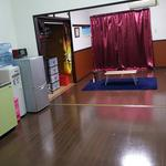 画像: 個室                             - 新都心へアクセス良好!定員2名の広々シェアルームでくつろげる空間