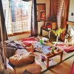 画像: リビング                             - 2月から 東松原 シェアードアパート