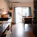 画像: リビング                             - 【3.6万円 駅徒歩3分】便利なのに自然豊かな西山天王山の家