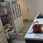 画像: キッチン                             - 完全改装!全部屋カードキー付き!初期費用は保険代だけ!※残り1名募集!