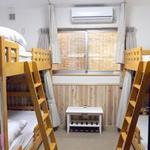 画像: ドミトリー寝室                             - 【家賃1.8万円!】アットホーム&超格安なシェアハウス【駅から徒歩8分】