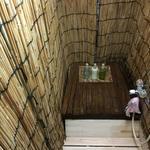 画像: シャワー                             - 阪急大宮駅、徒歩2分のかなりボロイ町家風長屋