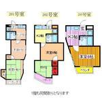 画像: 個室                             - 大手町から28分の新松戸   家電、ネット付きハウス 諸経費0円!!綺麗にリフォーム済み!!